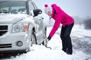 Snow shoveling safety CHCRR