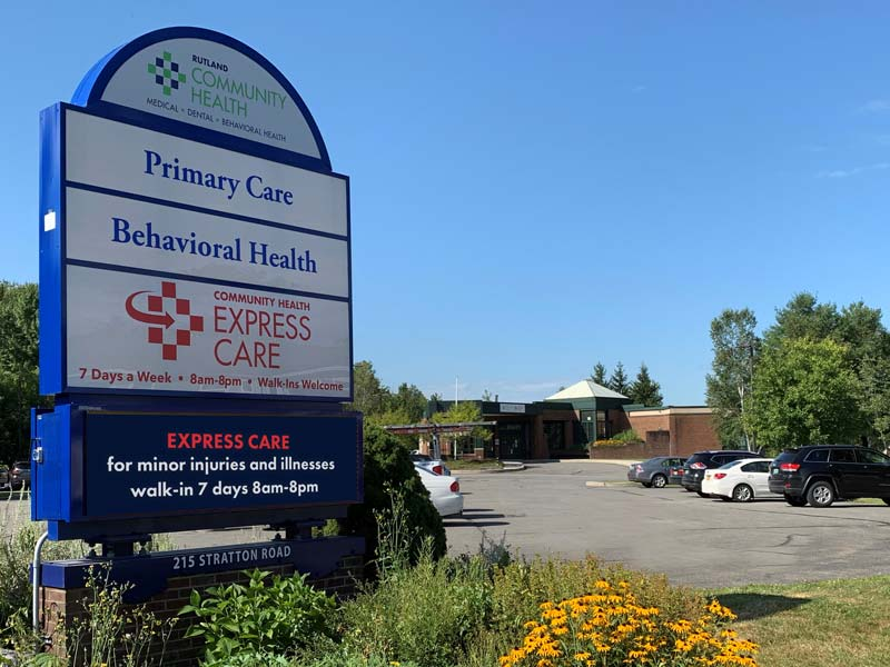 Express Care Rutland Community Health