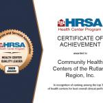 HRSA Award 2020